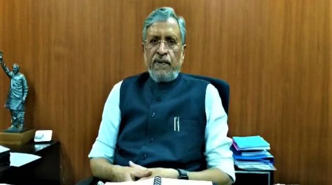 सुशील कुमार मोदी, उपमुख्यमंत्री, बिहार