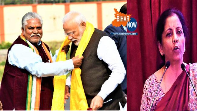 tbn dr prem kumar agriculture minister bihar praises pm modi on 20 lakh rahat package