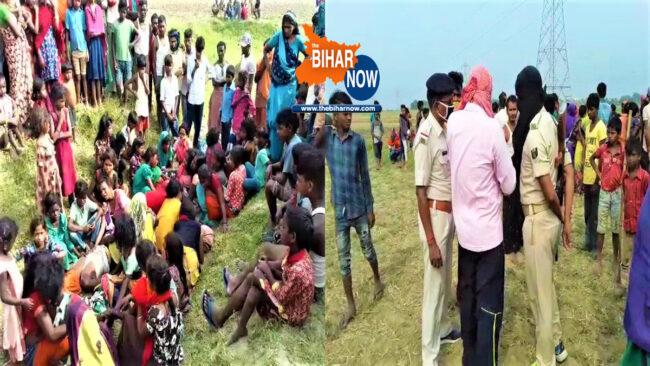 tbn murder of two mahadalits at ghosavari mokama tal area