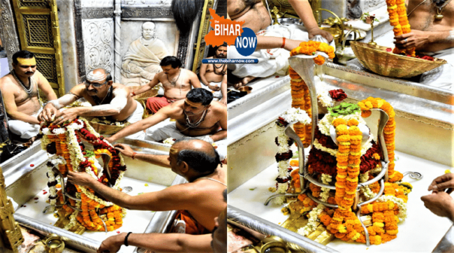 tbn shree kashi vishwanath saprishi aarti