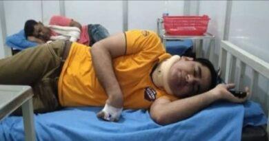 सिंगर छैला बिहारी रोड एक्सीडेंट में गंभीर रूप से घायल