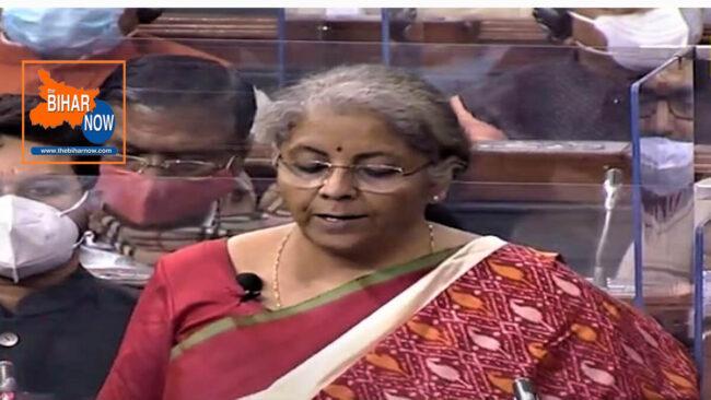 tbn nirmala sitharaman presenting budget 2021