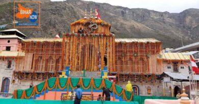 विश्वप्रसिद्ध केदारनाथ मंदिर के पट खुले, पूरी तरह से सजाया गया मंदिर