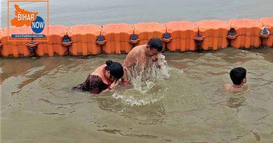 कोरोना कर्फ्यू के बावजूद श्रद्धा के साथ मना 'गंगा दशहरा'